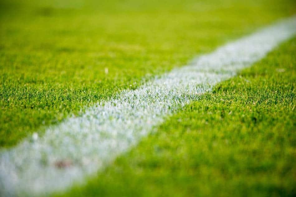 Football sideline.