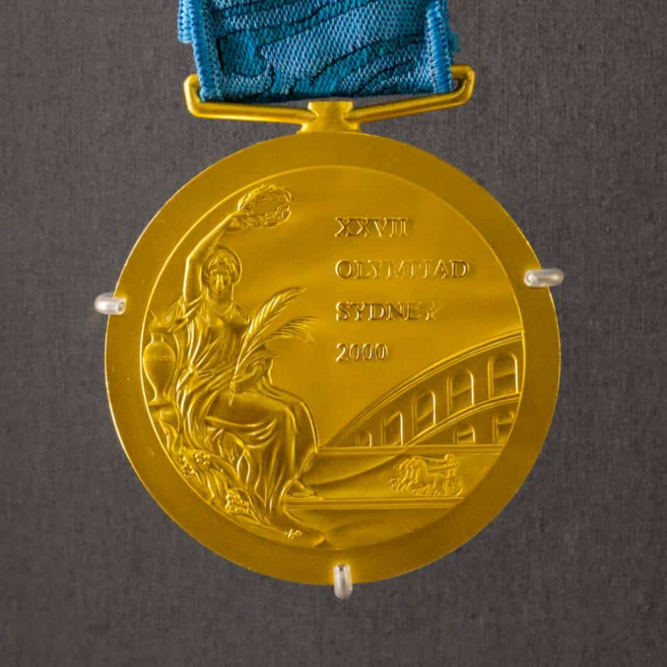 Sydney Olympic Gold Medal.