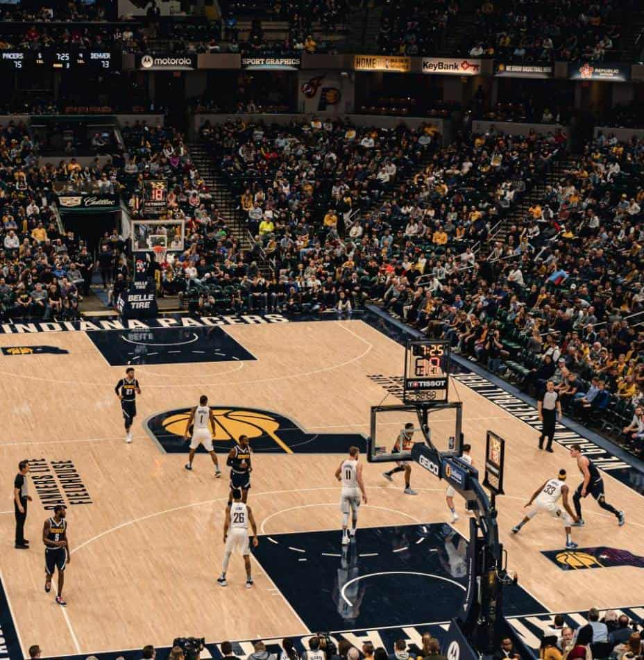 Indiana Pacers look to make a basket at home.